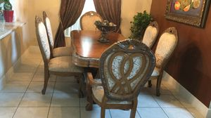 Dining table with chairs for Sale in Orlando, FL