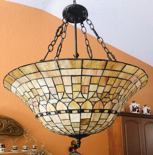 Dale Tiffany Ceiling Lamp for Sale in Miami Lakes, FL
