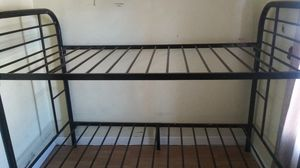 Bunk Bed Frame Only for Sale in Waukegan, IL