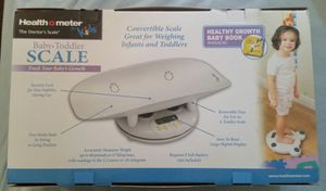 Health Ometer Baby•Toddler Scale for Sale in Lincoln Acres, CA