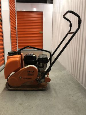 Plate compactor for Sale in Houston, TX