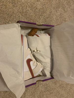 Nike SB dunk high Crimson for Sale in Portland, OR