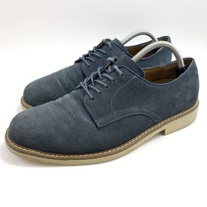 Bass Blue Suede Oxfords for Sale in Kingsport, TN