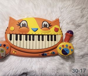 B Toys Meowsic Piano for Sale in Tustin, CA