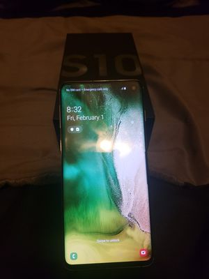Samsung Galaxy S10 Factory Unlocked Bought From Samsung. MINT Condition. Original Accessories for Sale in Orlando, FL
