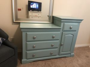 Solid Wood Changing Table for Sale in Red Oak, TX