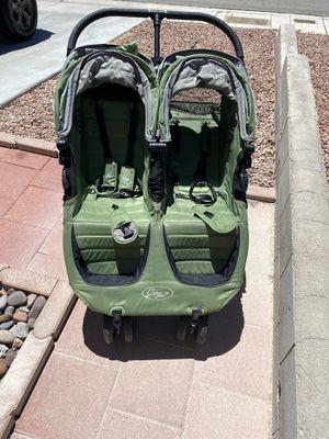 Side by side Jogging Stroller for Sale in North Las Vegas, NV