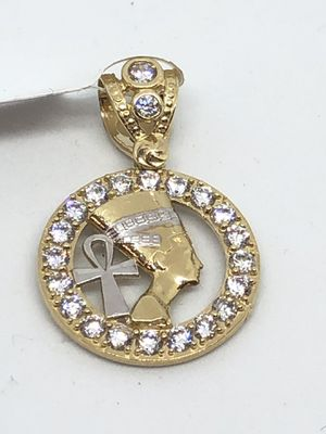 10Kt gold cz charm available on sale for Sale in Indianapolis, IN