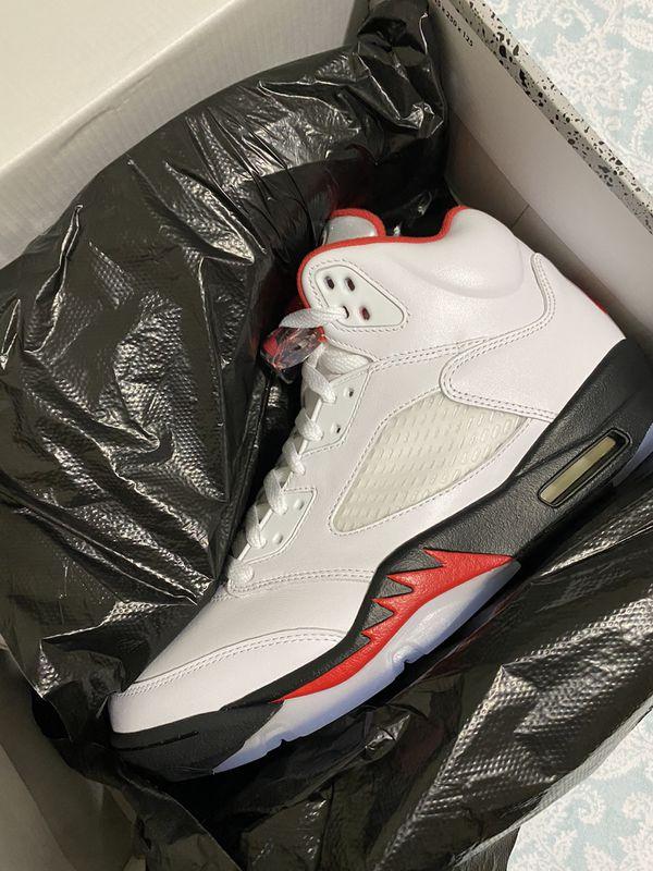 Retro 5 Jordan size 10