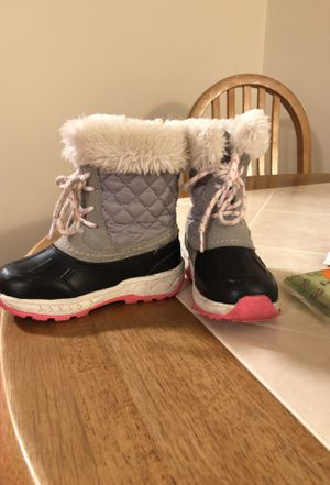 Carters Kids Snow Boots for Sale in Milton, MA