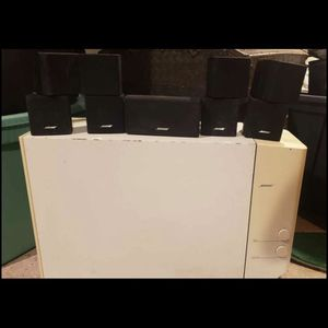Bose Acoustimass 15 Series 5.1 Theatre for Sale in Gaithersburg, MD