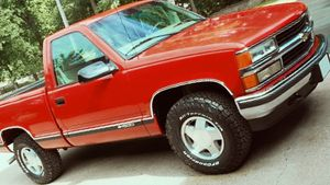 By owner98 Chevy Silverado very good!! for Sale in Abilene, TX