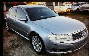 2005 Audi A8 parting out for part for Sale in Dallas, TX