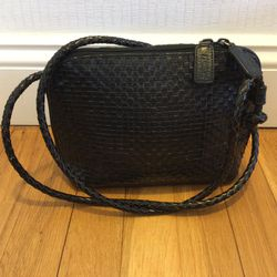 Talbots Woven Leather Crossbody for Sale in Peabody,  MA