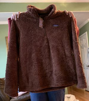 Patagonia Women's XL Brown Pullover for Sale in Cabot, AR