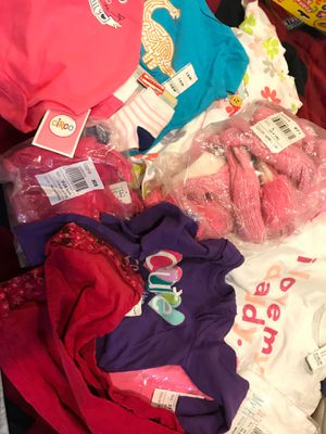 Girls' new clothes (sizes 12mos - 4 yrs) adorable! for Sale in Phoenix, AZ
