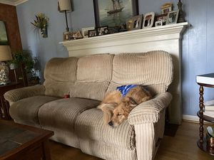 Lazy boy couch for Sale in Erie, PA