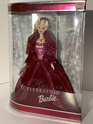 Special Edition Holiday Celebration Barbie for Sale in Midvale, UT