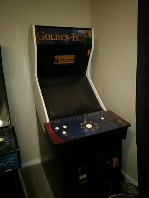 Golden tee fore! Arcade game for Sale in Salt Lake City, UT