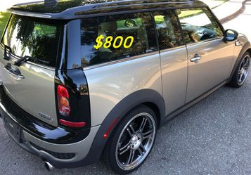 ❇️URGENTLY 💲8OO Very nice Mini Cooper 💝Runs and drives very smooth! in very good condition,.,.,..🟢 for Sale in Vancouver,  WA
