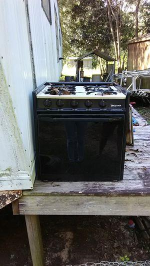 Magic chef propane gas stove for a Rv/camper for Sale in Semmes, AL