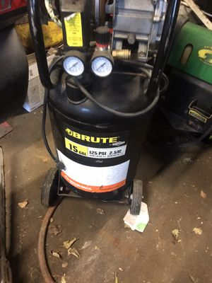 Air compressor 115 psi for Sale in Millersville, MD