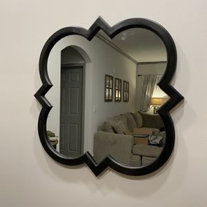 Black Chalk Painted Mirror For Sale for Sale in Nashville, TN