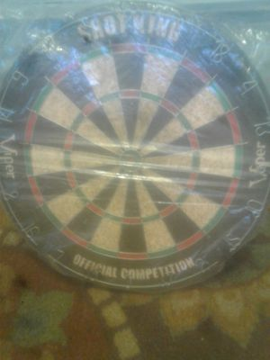 Shotking V. series official dart board game for Sale in Washington, DC