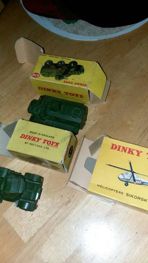 Dinky collectable toys for Sale in Yonkers, NY