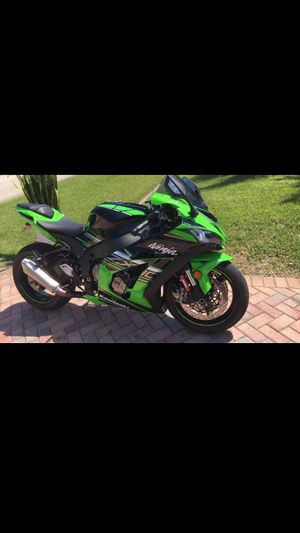 2016 Kawasaki zx10r for Sale in Port St. Lucie, FL