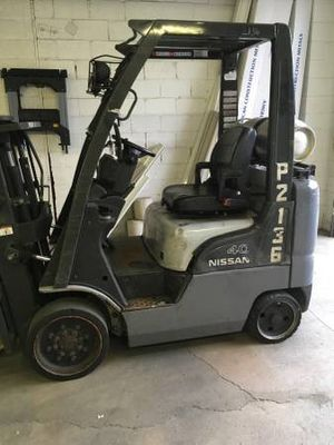 Nissan 4500 Forklift for Sale in Morgan, PA