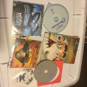 Bella Cheerleader Strong Heart Bambi 2 Kids Movie Kung Fu Theiorn Man Lostitch for Sale in North Las Vegas, NV