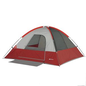 Ozark Trail 4-Person Dome Tent with Vestibule and Full Coverage Fly for Sale in Houston, TX