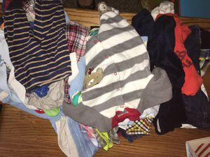 Baby clothes newborn to 6 months for Sale in Aberdeen, WA
