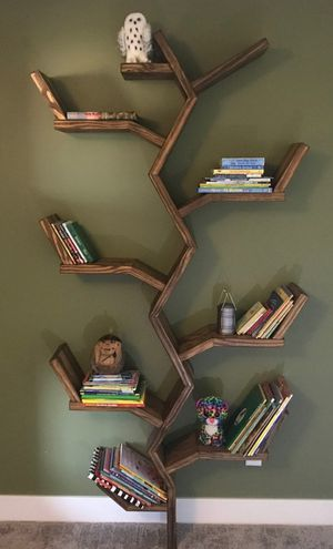 Tree Bookshelves for Sale in Tampa, FL