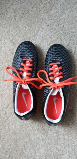 pair of black-and-red Nike cleats for Sale in Delaware, OH