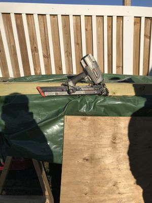 Paslode teco nail gun for Sale in Aspen Hill, MD