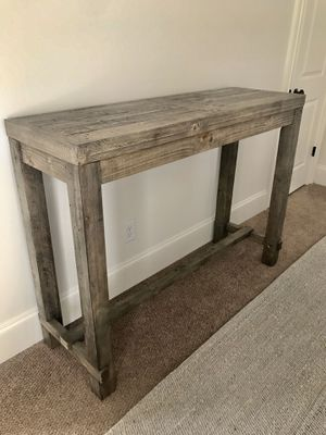 Console/sofa/bar table for Sale in College Grove, TN