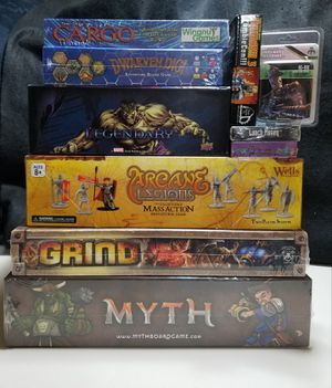 Board Games & Card Games for sale or trade for Sale in Lake Stevens, WA