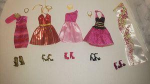 Barbie doll dresses for Sale in Phoenix, AZ