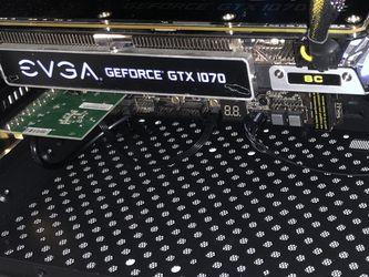 EVGA GeForce 1070 SC Gaming 8GB GDDR5 (08G-P4-6173-KB) for Sale in Elk Grove,  CA