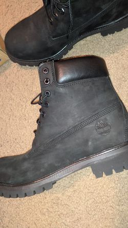 Size 11.5 Timberland Boots 6in for Sale in Bethany,  OK