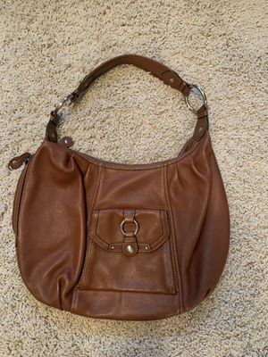 Women's Leather bag purse tote brand B Makowsky for Sale in Seattle, WA