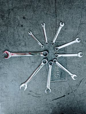 9pc wrenches for Sale in Houston, TX