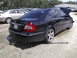 Mercedes E350, W211, 2009. For parts only for Sale in Clearwater, FL