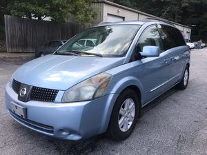 04 Nissan Quest for Sale in Roswell, GA