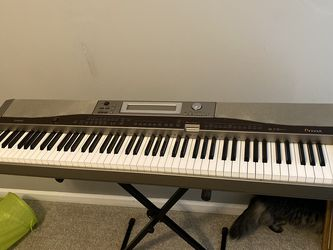 previa casio keyboard px-400R for Sale in Kennesaw,  GA
