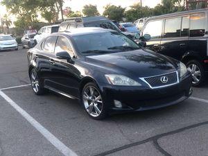 2009 Lexus is250 for Sale in Gilbert, AZ