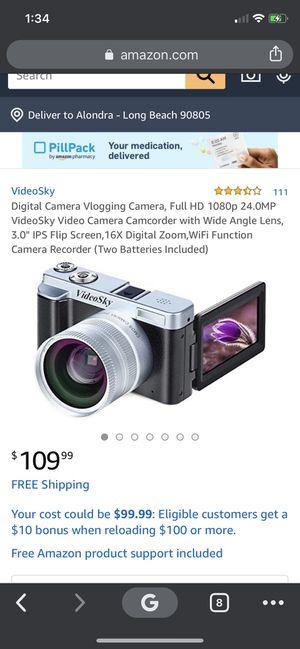 High Definition Digital Camera Wifi for Sale in West Carson, CA