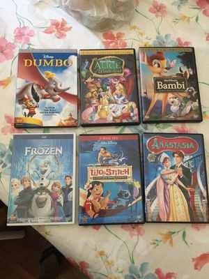 DVD movies - Disney for Sale in Gilroy, CA